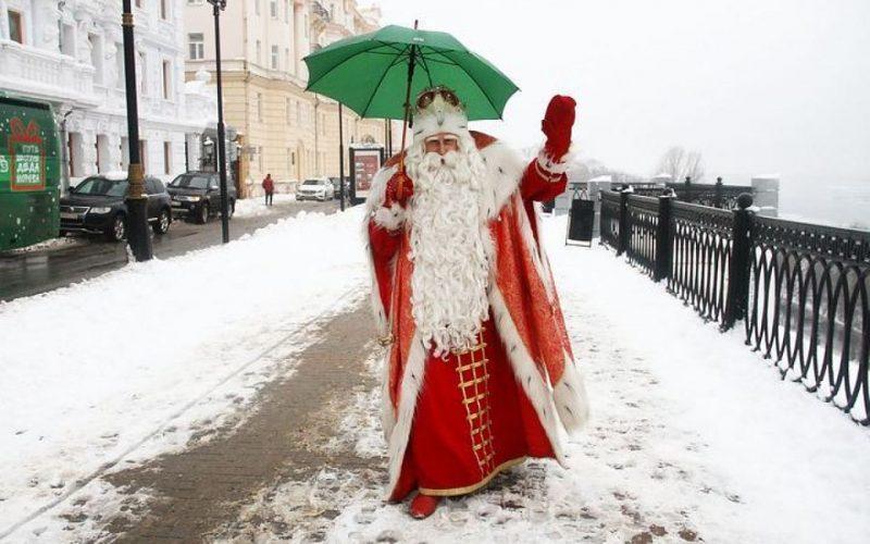 Рождественские празднования в Крыму