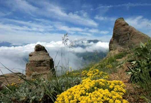 Гора двух удодов и поучительная легенда