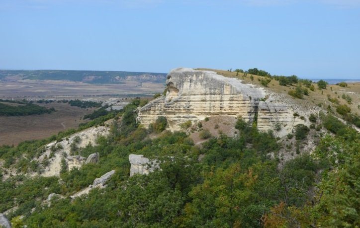Гора Спящая красавица (Курбан-кая) — опасная и необыкновенная