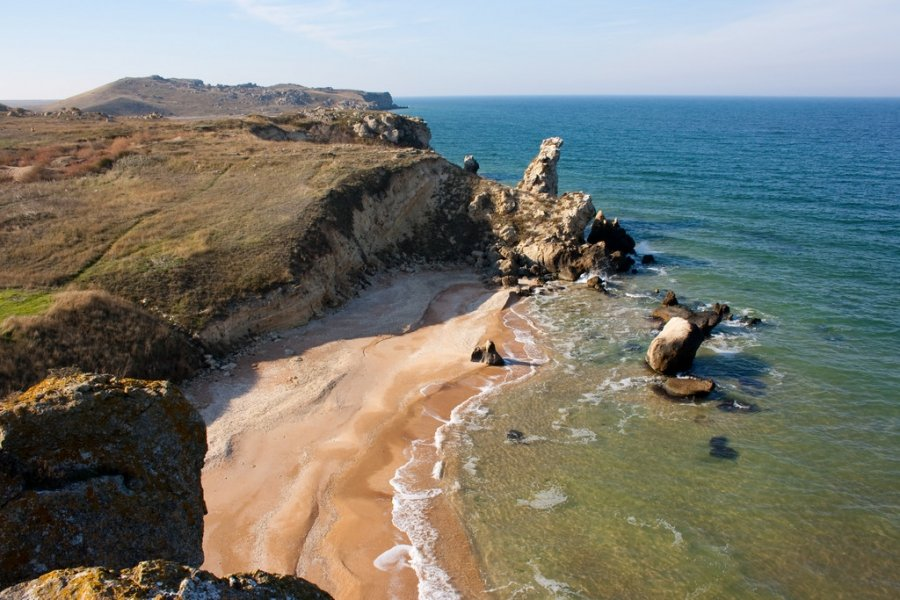 Мыс Опук в Крыму — гора двух удодов и другие чудеса заповедника