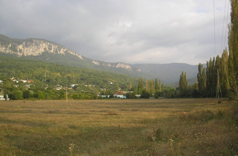 Село Соколиное — там, где гора встречается с равниной