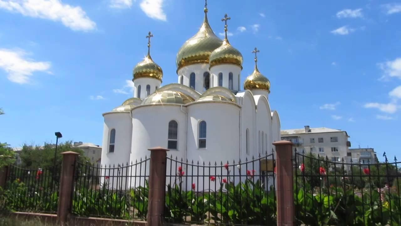 храм Феодора Ушакова