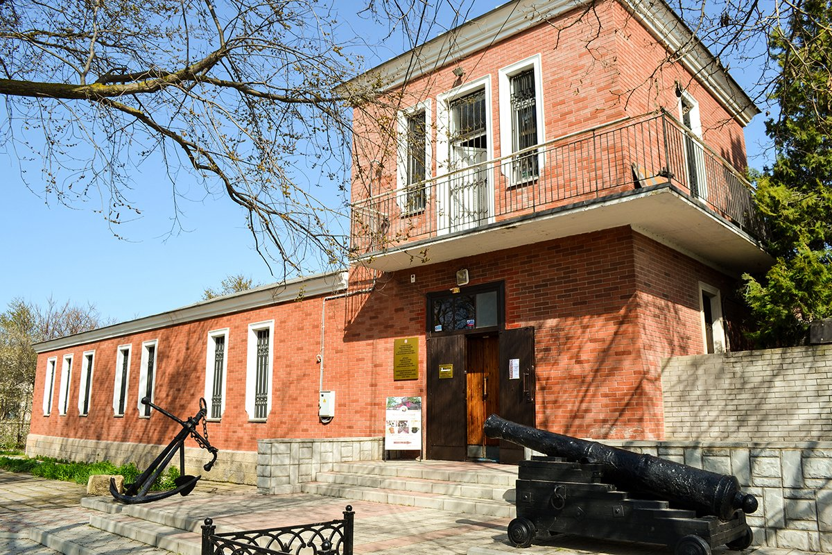 Краеведческий музей в Черноморском