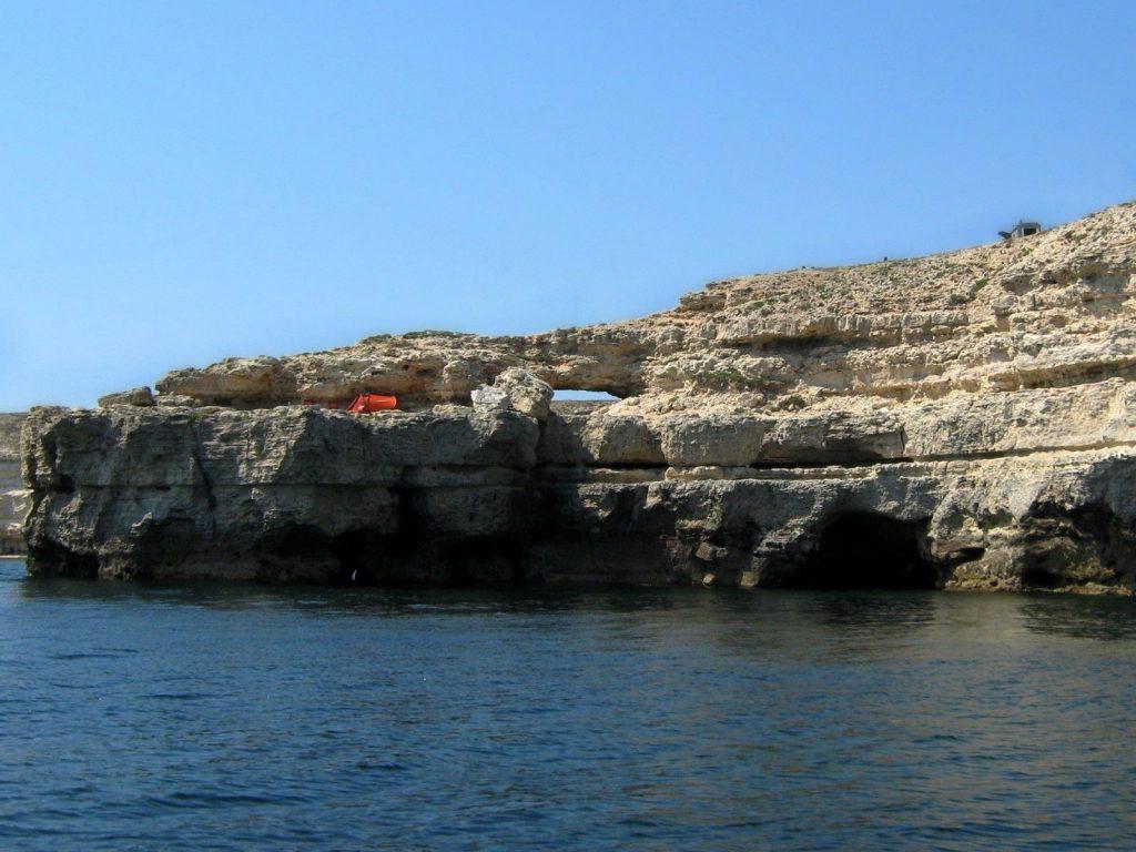 Оленевка — Тарханкут