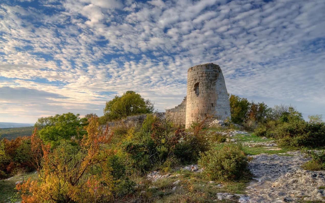 Сюйреньская крепость в Бахчисарае