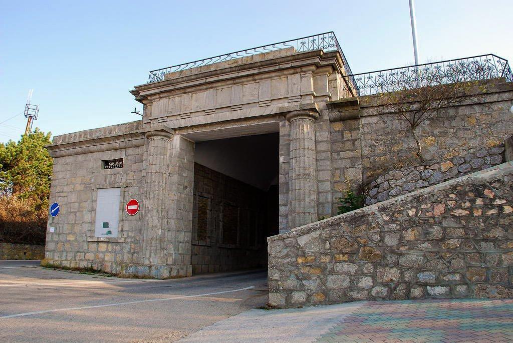 Байдарские ворота и Байдарская долина