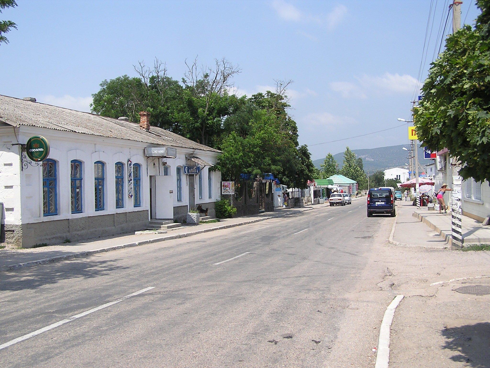 Село Орлиное в Севастополе: как добраться, где остановиться и что посмотреть