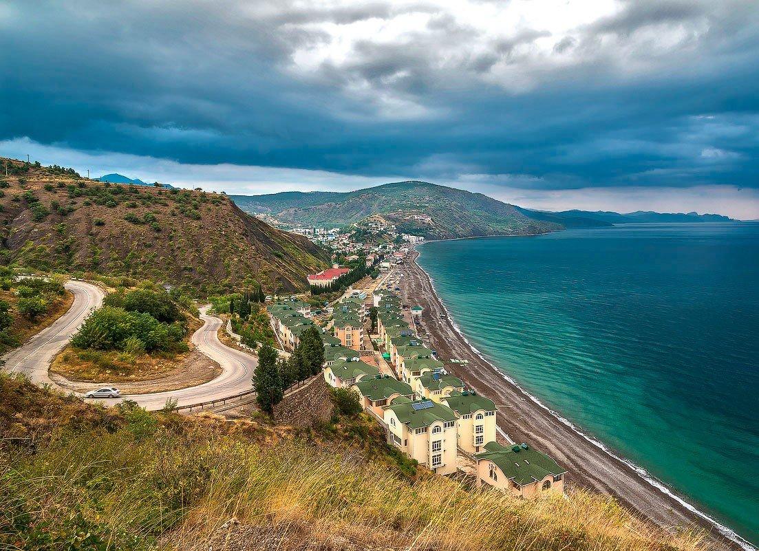 Поселок Рыбачье в Крыму: отдых в самом приятном климате полуострова