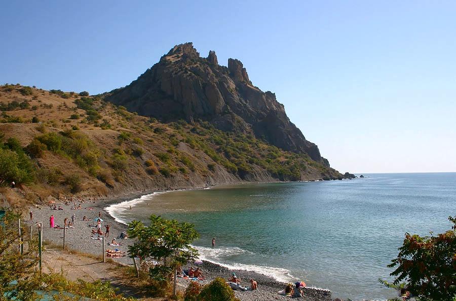 Пляжи Курортного