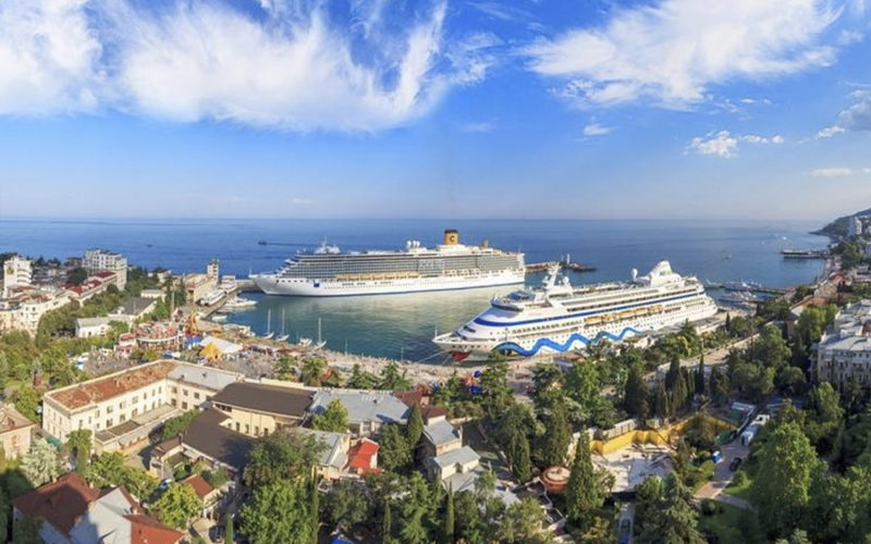 Ялта — королева крымской красоты