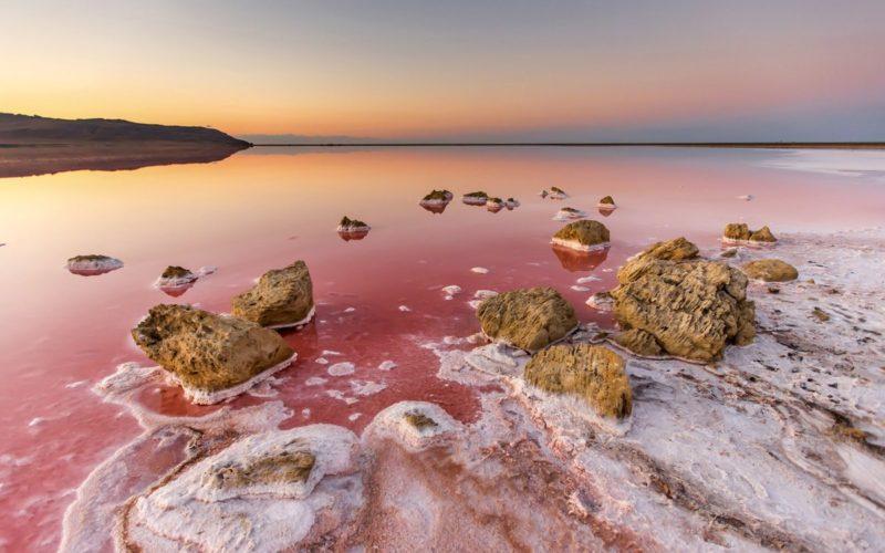 Самые интересные озера Крыма