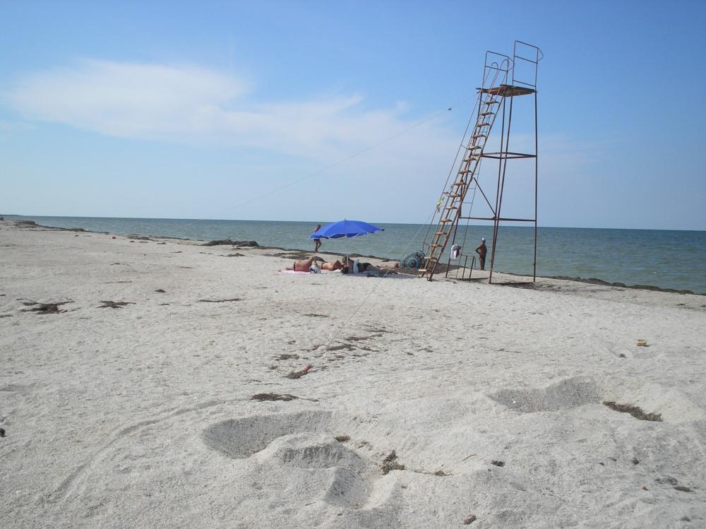 Климат, море и пляжи Красноперекопска
