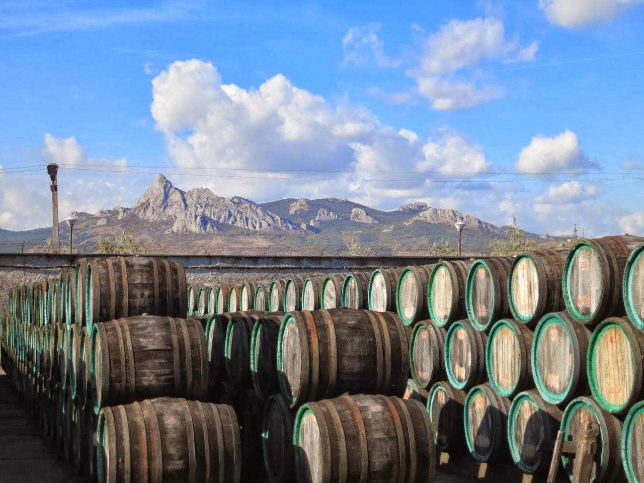 Завод марочных вин «Коктебель»