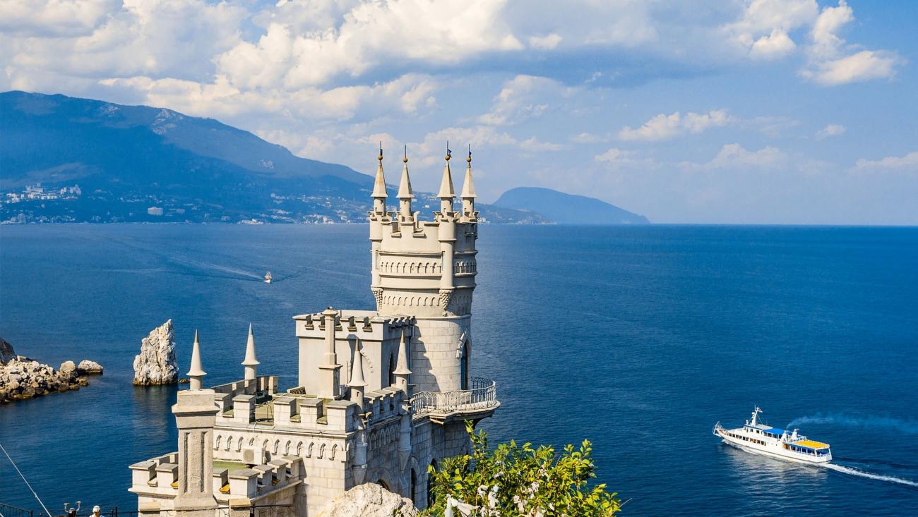 Все об отдыхе на южном побережье Крыма: курорты, инфраструктура, достопримечательности
