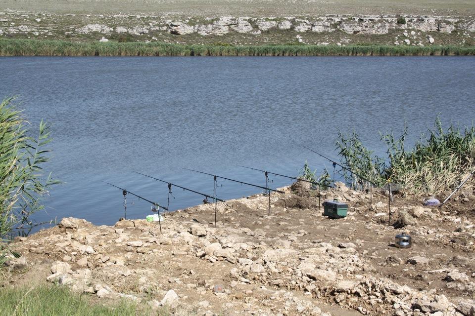 Бесплатная рыбалка в Крыму на озерах