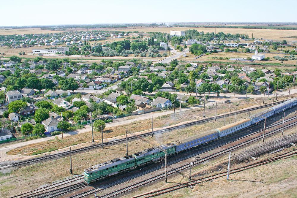 Природные памятники Северного Крыма