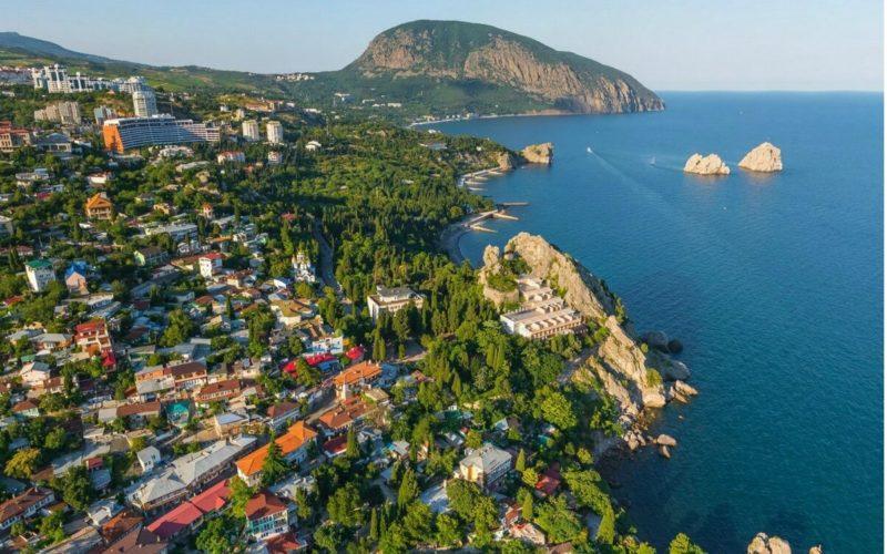 Путеводитель по курортным селам в Крыму