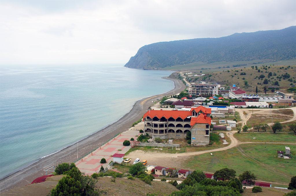 Отдых в селе Веселое (Крым) | Чем привлекает туристов