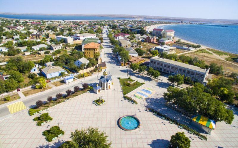 Поселок Межводное в Крыму | Чем он лучше других курортов?