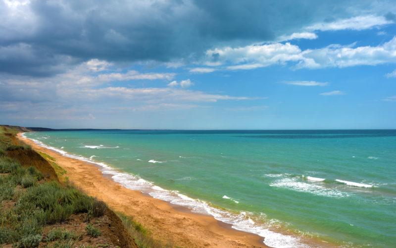 Поселок Береговое в Крыму | Недорогой отдых на Золотом пляже
