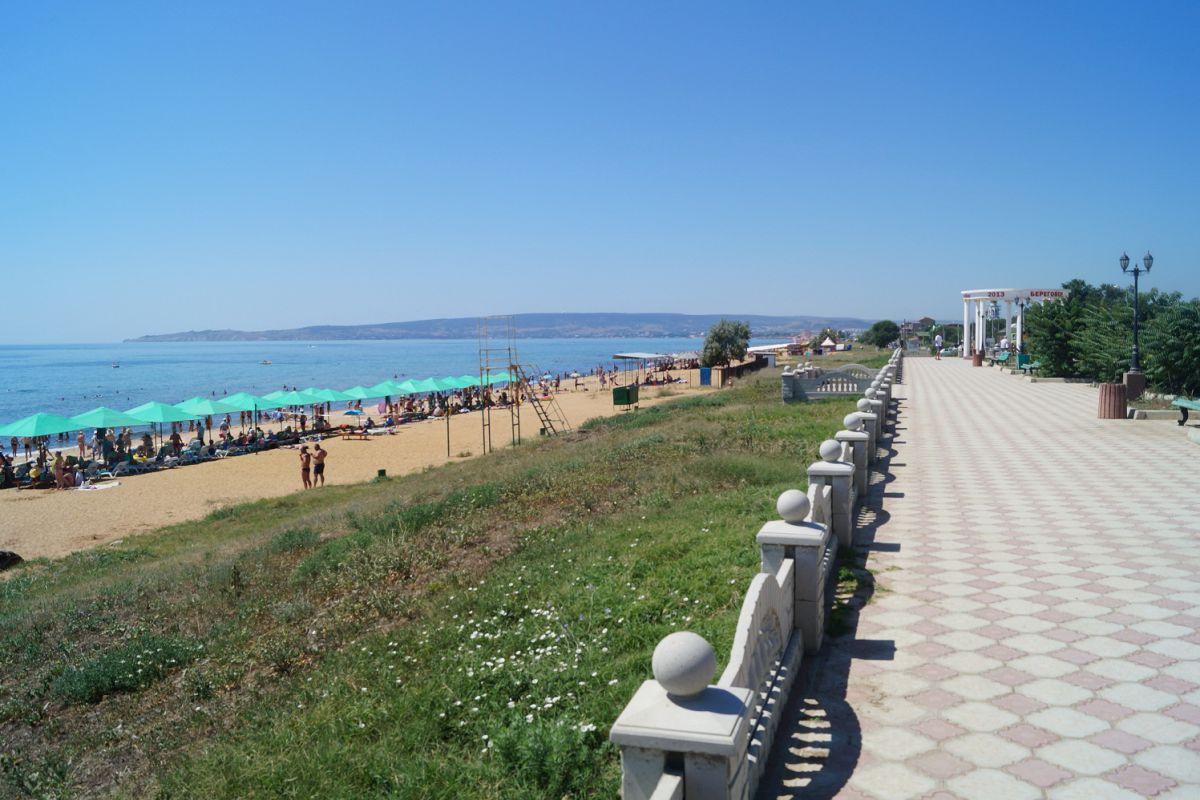Развлечения и достопримечательности в Береговом