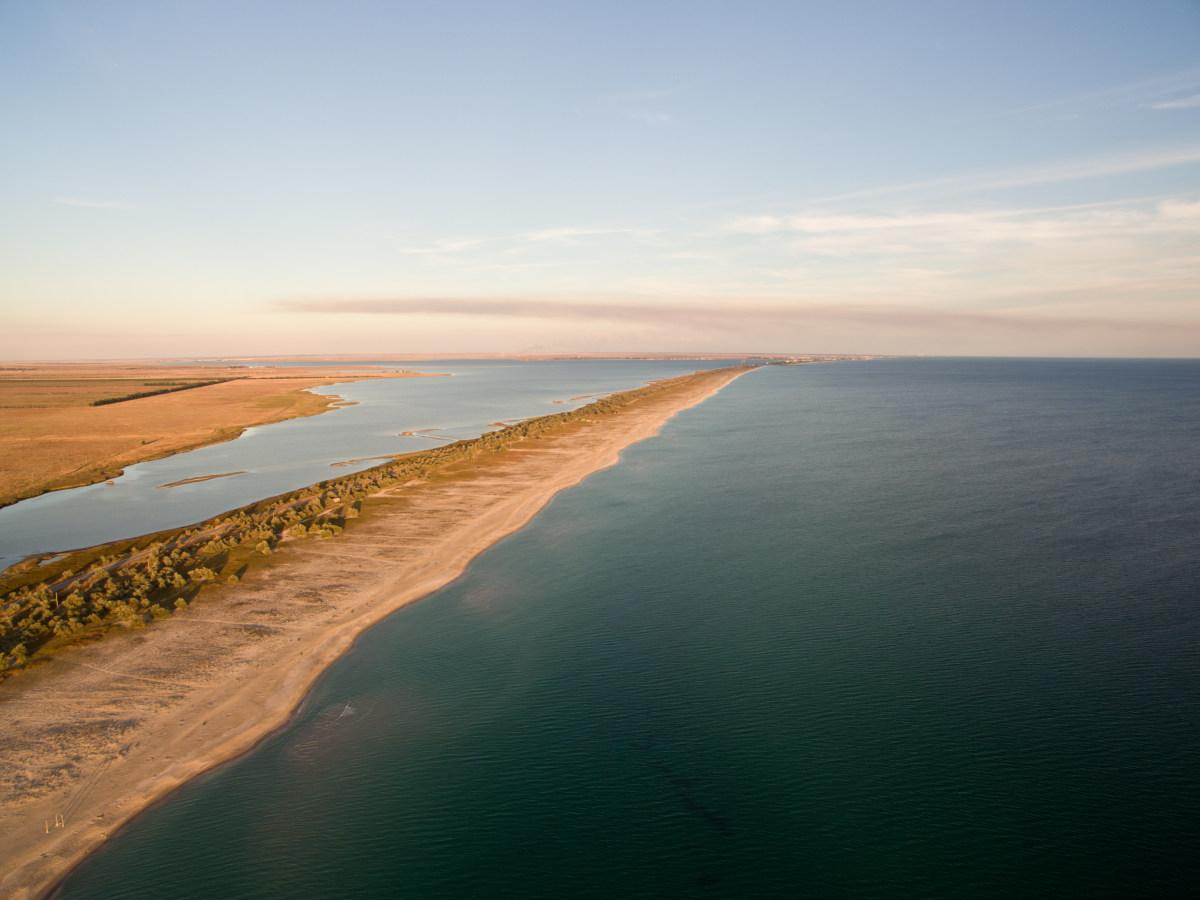 Дикие пляжи Беляуса