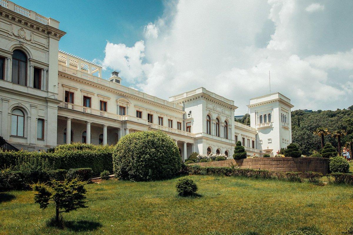 История Ливадийского дворца