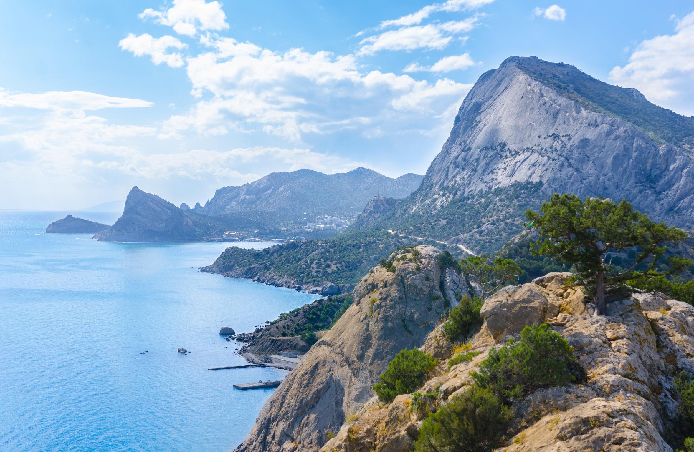 Топ-5 мест для отдыха в Крыму в сентябре