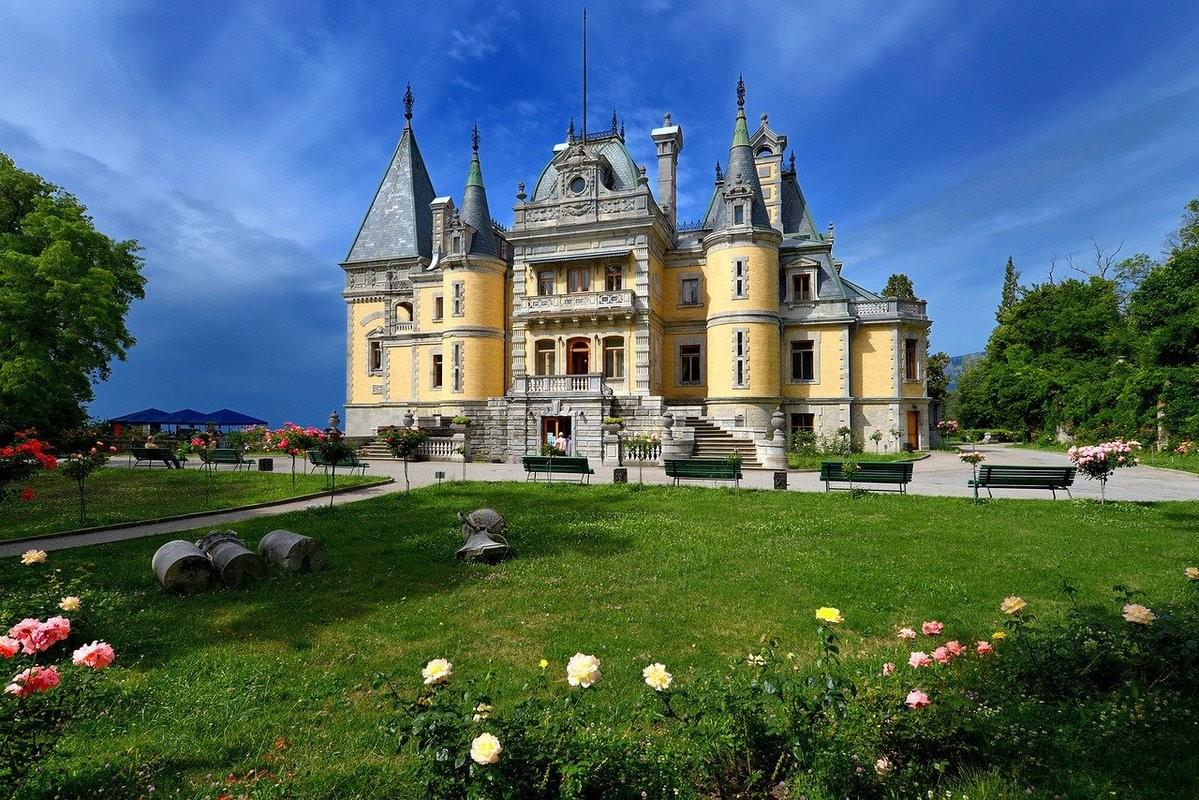 История Массандровского дворца