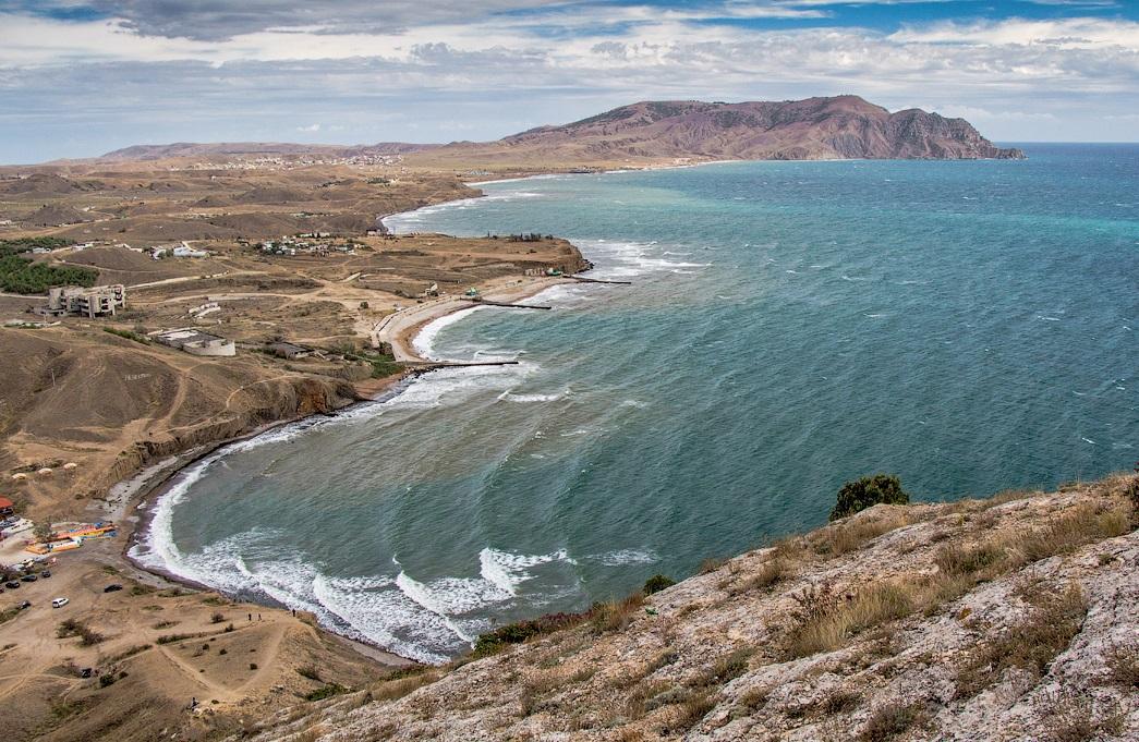 пляж «Таврида-Арт»