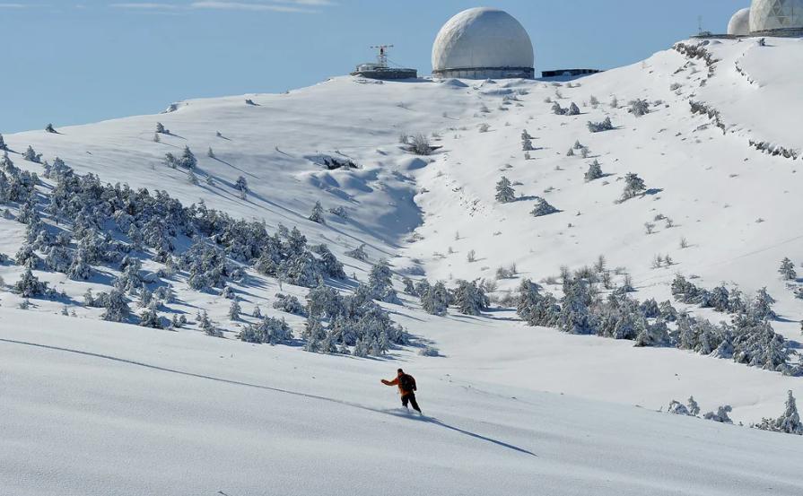 Вариант третий – лыжи