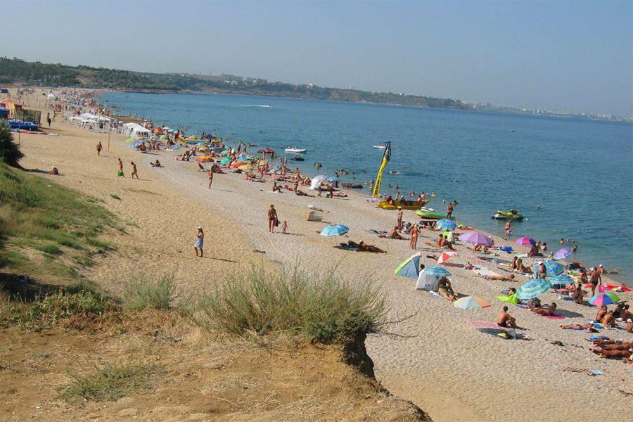 Пляжи северо-запада Севастополя