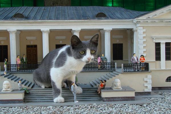 Осмотрите Парк миниатюр в Бахчисарае с vprokate.su