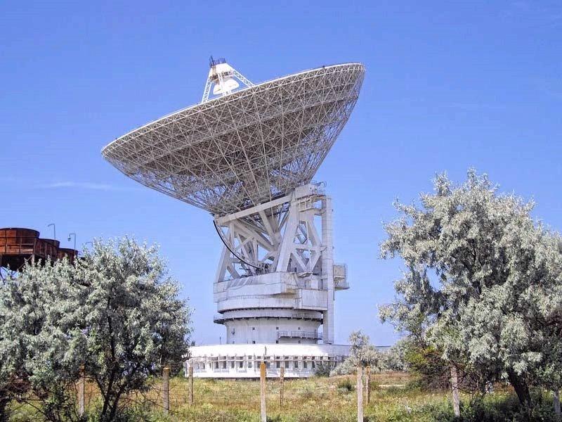 Посетить Радиотелескоп РТ 70 легко с машинами vprokate.su