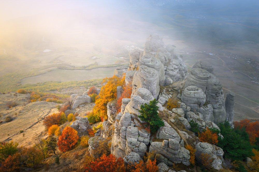 Осень – замечательное время для отдыха в Крыму