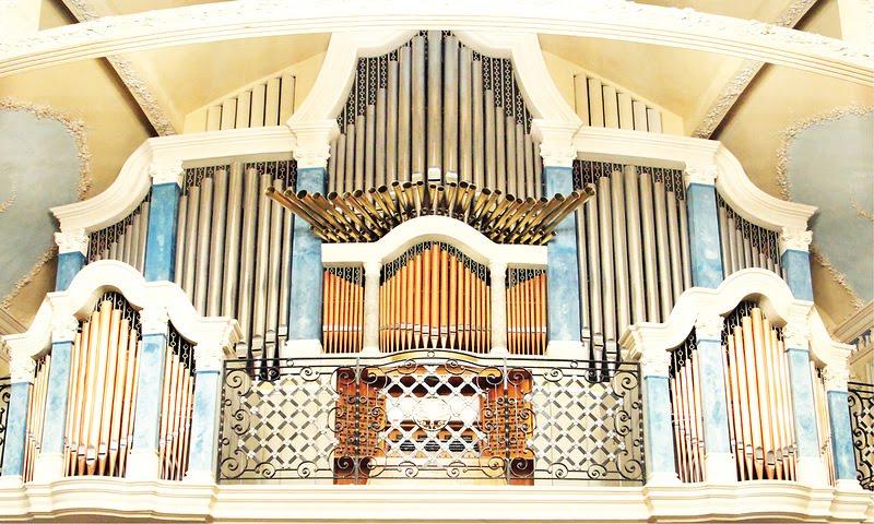 Посетите Ливадию и органный зал