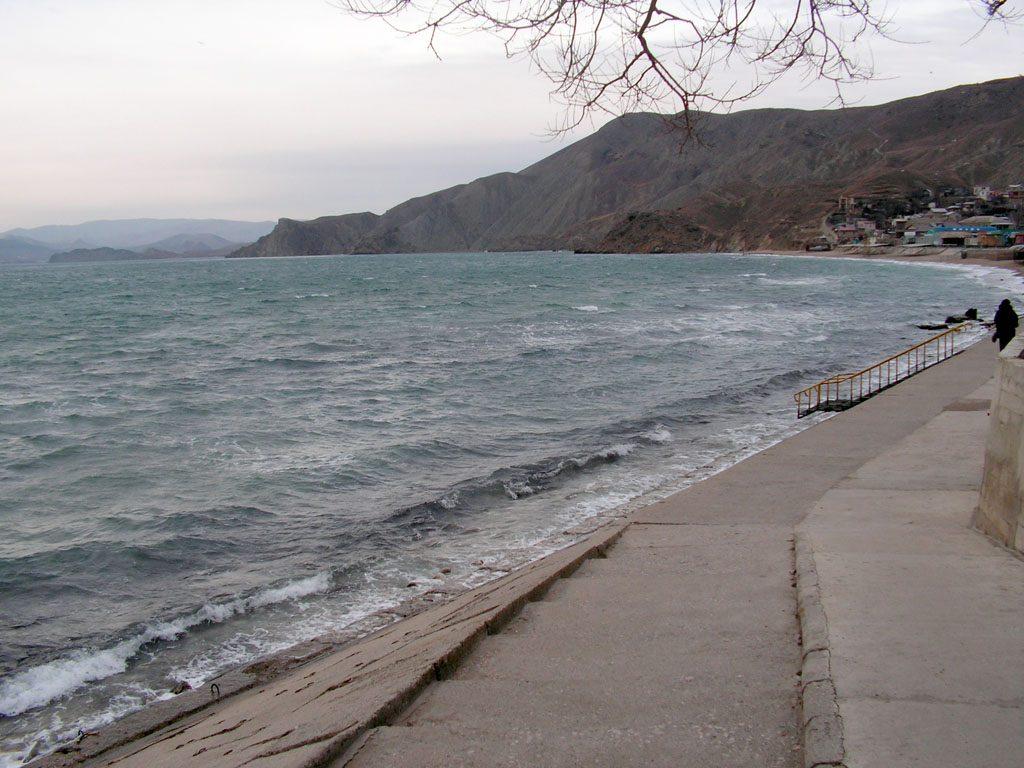 Лечение в Крыму зимой