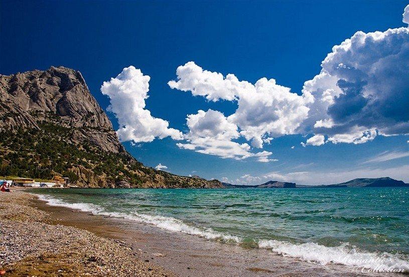 Гора Сокол в Крыму