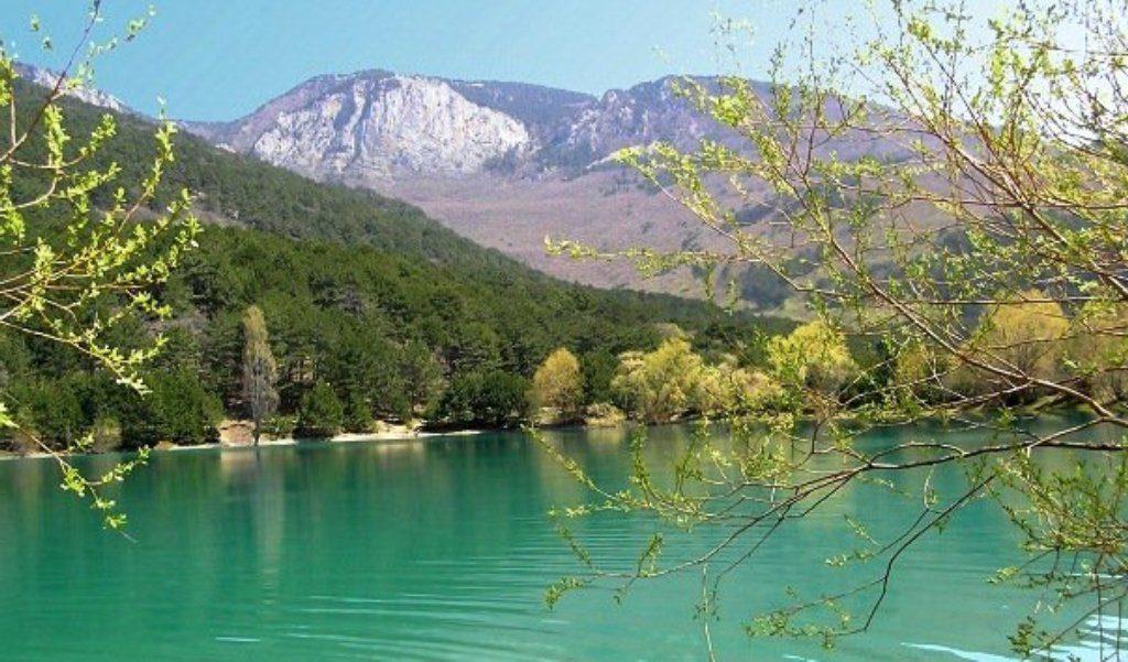Озера Ай-Ефим и Бирюзовое