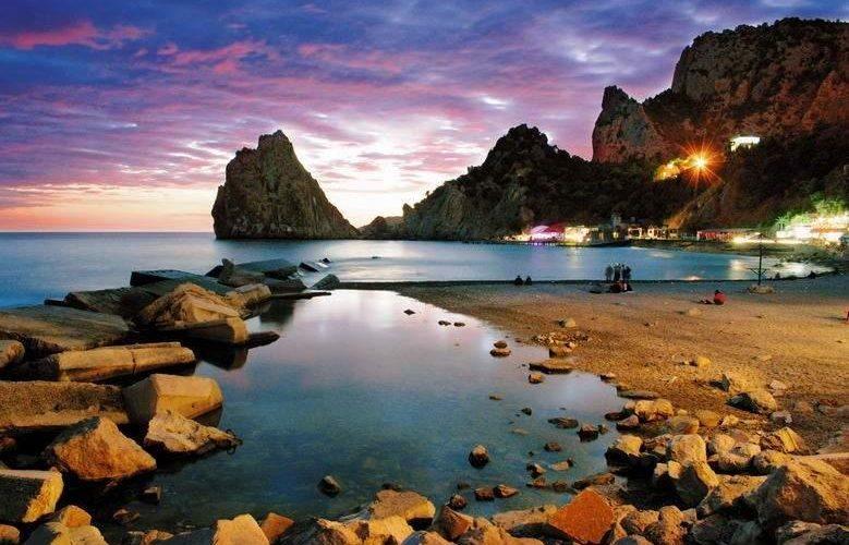 Симеиз – кусочек средиземноморья в Крыму