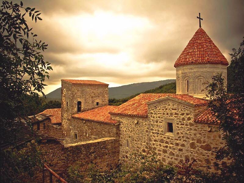 Армянский монастырь