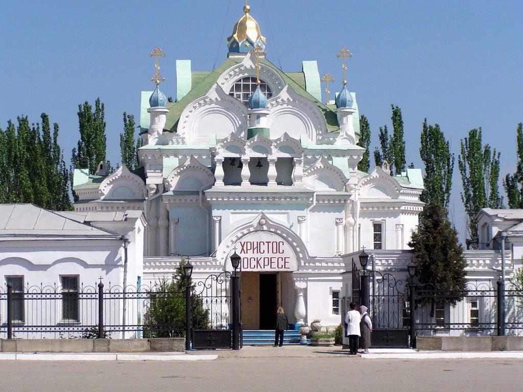 Храмы и церкви