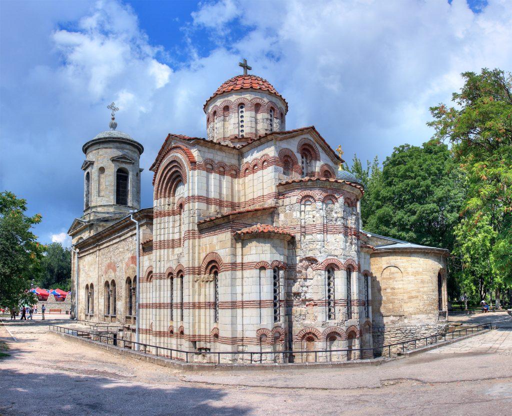 храмы Гаспры