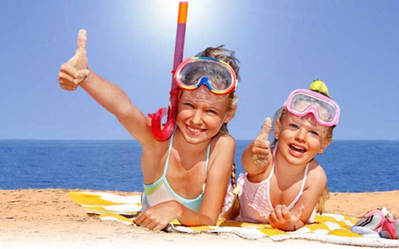 лучшие пляжи крыма для детей