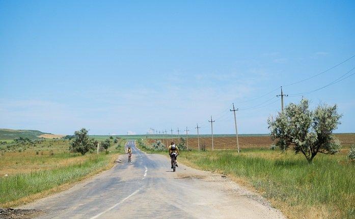 Как добраться на озеро Чокрак в Крыму