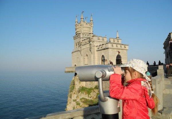 достопримечательностям Крыма, которые стоит посмотреть с детьми