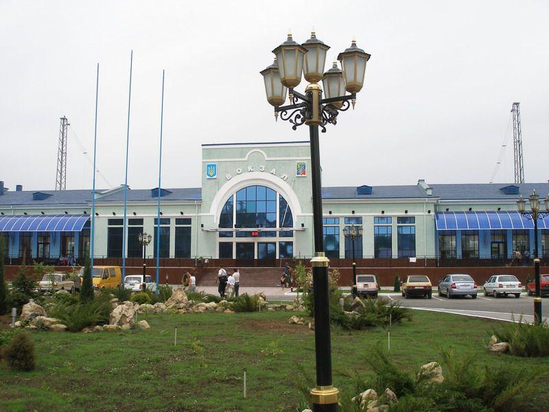 вокзал Джанкоя