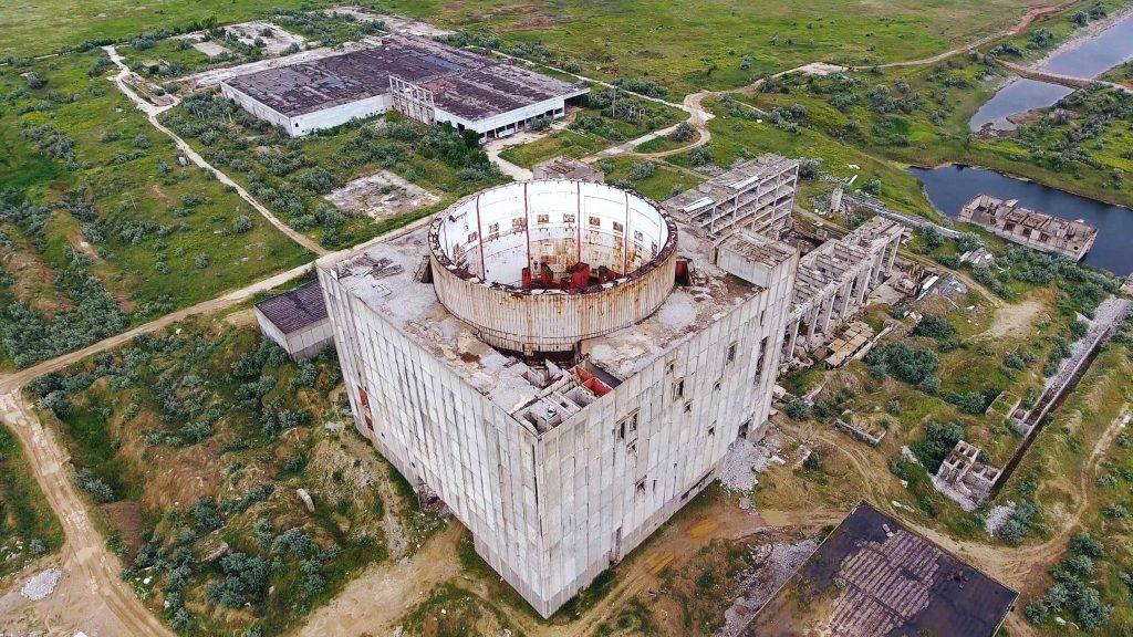 Заброшенная АЭС — проект-призрак