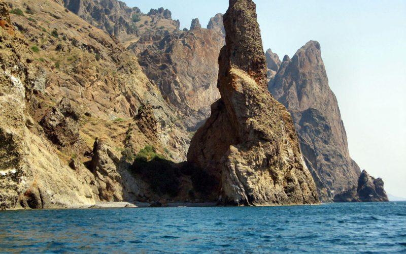 Вулканический массив Кара-Даг: такой природной красоты больше нигде нет