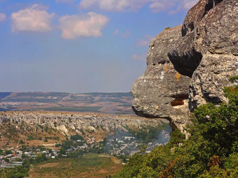 Сфинксов Каралезской долины в Крыму